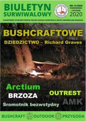 Biuletyn Surwiwalowy, czasopismo poświęcone sztuce przetrwania, survivalowi, bushcraftowi, miłośnikom przyrody i turystyce kwalifikowanej.