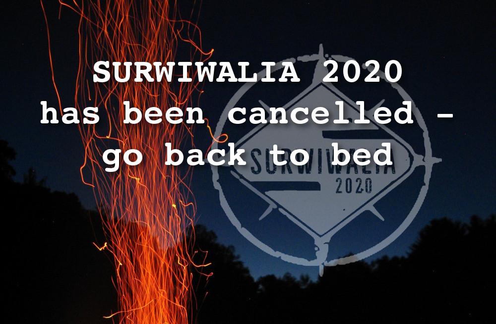 surwiwalia 2020 odwołane i przeniesione