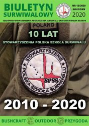 Biuletyn Surwiwalowy - grudzień 2020. Stowarzyszenie Polska Szkoła Surwiwalu