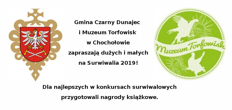 partnerzy Surwiwaliów, gmina Czarny Dunajec i Muzeum Torfowisk w Chochołowie