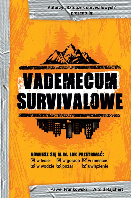 Vademecum survivalowe Paweł Frankowski
